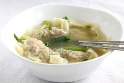 wantan soep