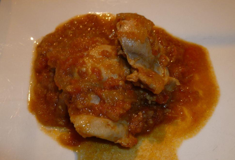 Curry kasjmir